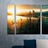 Multi-Panel Canvas Art (3-Piece)