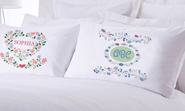 Up To 83 Off Custom Kids Pillowcases Groupon