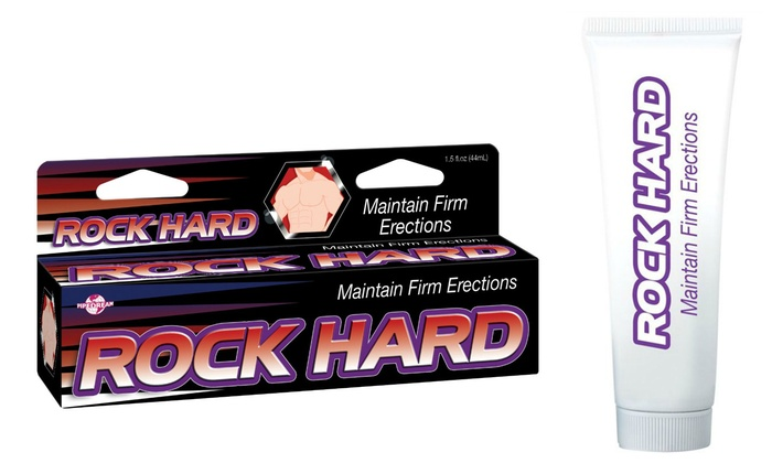 for hard erection