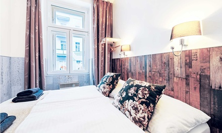 Prague: 1, 2, 3 or 4 Nights for Two with Breakfast, Wine and Late Check-Out at the Royal Court Hotel