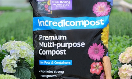 Incredicompost 25L or 70L Bag or Incredicrop Grow Bag 35L