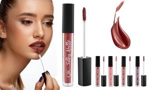(Beauté)  Rouge à lèvres liquide mat -60% réduction