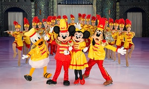 Disney On Ice celebrates 100 Years of Magic Presented by Stonyfield YoKids Organic: <i>Disney On Ice celebrates 100 Years of Magic</i> Presented by Stonyfield YoKids Organic Yogurt (Up to 24% Off)