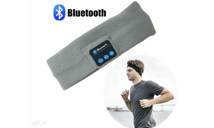 Wireless Bluetooth Winter Headband