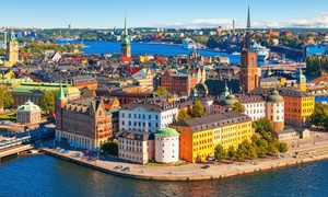 ✈ 9-Day Scandinavia Trip with Air from Keytours Vacations at Scandinavia Trip with Hotel and Air from Keytours Vacations, plus 6.0% Cash Back from Ebates.