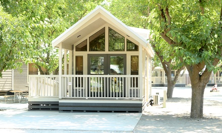 2-Night Stay for Four in RV Campsite, Bungalow, or Cabin at Jellystone Park at Tower Park in Lodi, CA