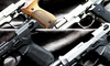 Premier Gun Show - Extraco Events Center: Weekend Pass for One, Two, Four, or Six to Premier Gun Show (Up to 50% Off)