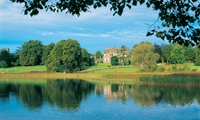 Co. Monaghan: 1 or 2 Nights B&B Stay for Two with Bubbly, Chocolates and €50 Resort Credit at 5* Castle Leslie Estate