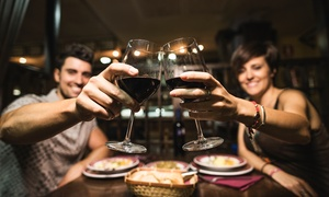 Tosnu Restaurant: Main Meal with a Glass of Wine for Two or Four at Tosnu Restaurant (31% Off)