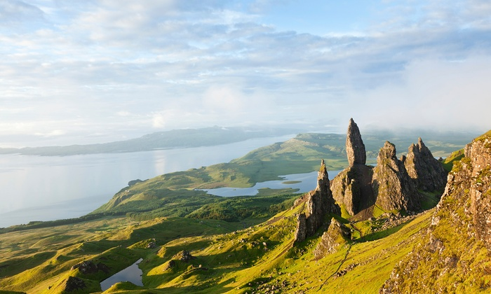8 Or 10 Day Scotland Ireland W Air From Great Value