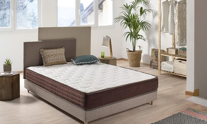 jusqu 39 92 matelas en bambou premium groupon. Black Bedroom Furniture Sets. Home Design Ideas