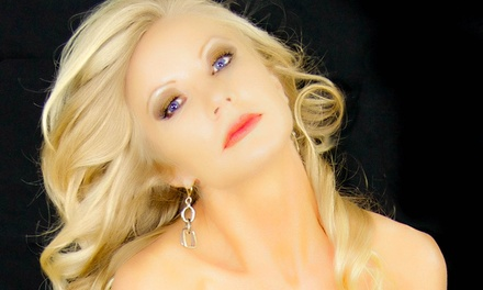 Two-Hour Glamour Photography Experience from Moxie Glam Phototgraphy Studio (89% Off)