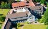 Ostwestfalen: Doppelzimmer mit Halbpension