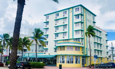 Stay at The Broadmore Miami Beach