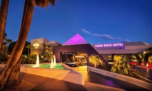 Luxe 4-Star Hard Rock Hotel in Palm Springs