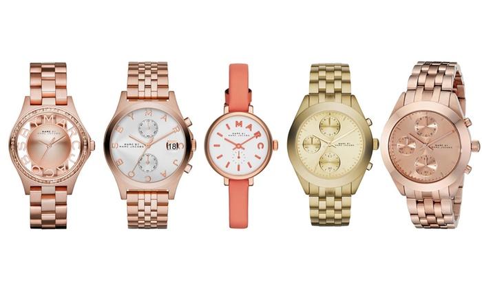 relojes venta Marc Jacobs el corte ingles, MARC JACOBS