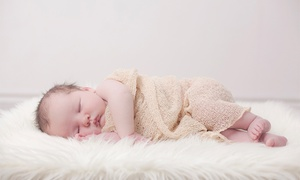 DStudios Photography: One-Hour Newborn Photoshoot With Print at DStudios Photography (65% Off)