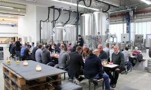 Hopper Bräu: Brauereiführung und Craft Beer Tasting inkl. Hot Dog bei Hopper Bräu (32% sparen*)