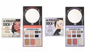 The Balm Cosmetics Alternative Rock Face Palette (0.17 Oz.)
