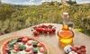 Toscana: 1 o 2 notti, colazione, degustazione e visita al Parco
