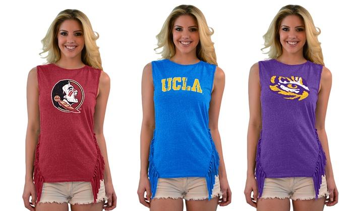 NCAA Women's Fringe Tank