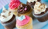$7 for Cupcakes from Cupcakes on the Move