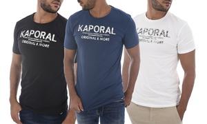 T-Shirt Kaporal Homme