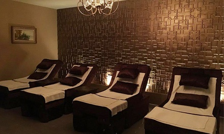 Reflexology or Massage Session or Versailles Royal Treatment for Two at Versailles Massage & Bar (Up to 62% Off)