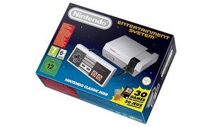 Nintendo NES Classic Edition Mini Console (International Version)