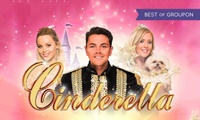 Cinderella Pantomime on 19-22 December at The Auditorium at Echo Arena Liverpool (Up to 51% Off)