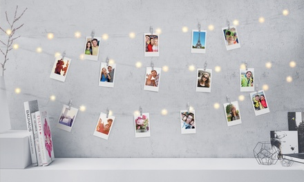 Firefly Photo Clip Lights with Try-Me Button