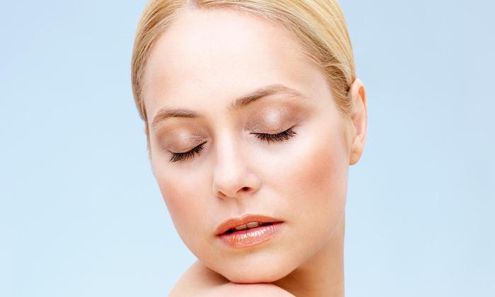Hi Brows - Amarillo: VI Chemical Facial Peel from Hi Brows (50% Off)