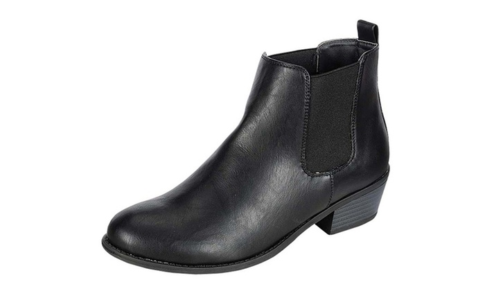 f5dec4b225b7 Mata Women s Low-Heel Ankle Boots