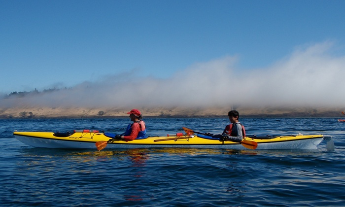 San Juan Kayak Expeditions - Friday Harbor: Half-Day or Two-Day Kayak Tours from San Juan Kayak Expeditions (Up to 31% Off)