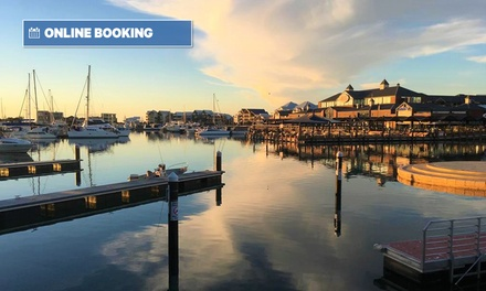 Mandurah: Two- or Three-Night Chalet Stay for Four People at Mandurah Ocean Marina Chalets