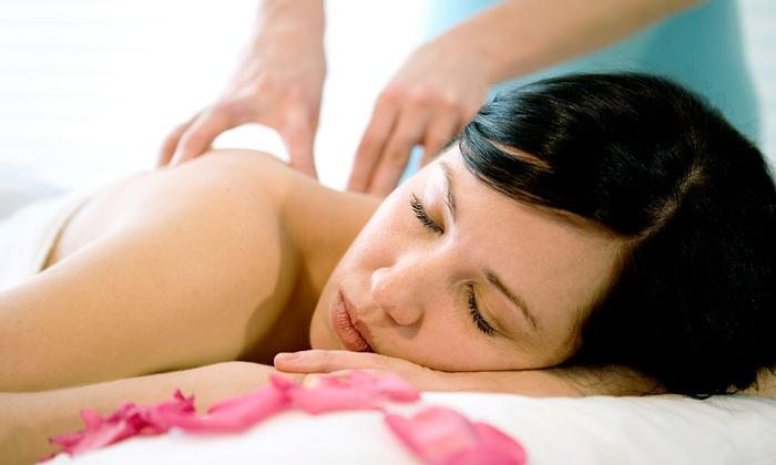 Massage Therapeutics - Valley Cottage: Swedish Massage or Therapeutic Massage with Paraffin Hand Bath or Reflexology at Massage Therapeutics (Up to 52% Off)