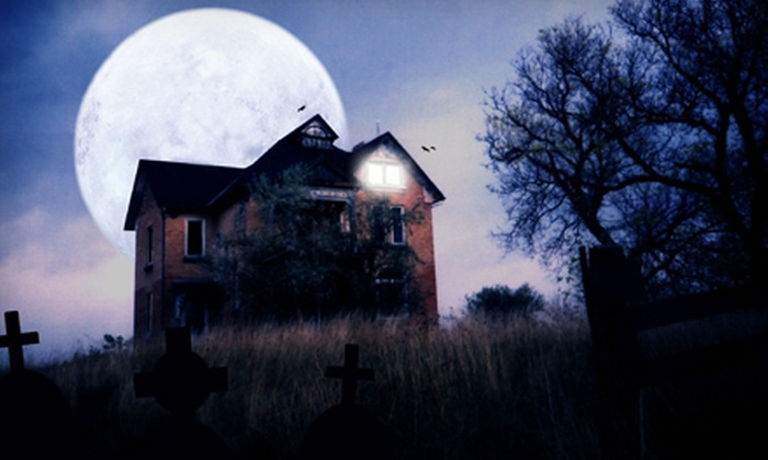The Haunt - Somerset: Two or Four Tickets to The Haunt (Up to 56% Off)