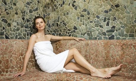 Hammam avec modelage ou gommage et pause gourmande dès 24,90 € à l'institut de Beauté Charlyne