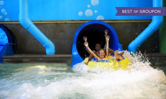 Family-Friendly NJ Hotel with Indoor Water Park