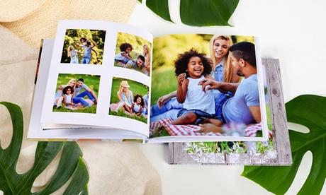 Livre photo 20x20cm, nombre de pages au choix sur Colorland