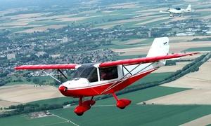 Confluence: 50 minutes de vol en ULM avec briefing en option dès 129€ chez Confluence