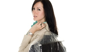 Clean Town Cleaners: $19 for $40 Worth of Dry Cleaning and Laundry Services at Clean Town Cleaners