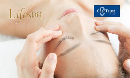 LifeSpa: $18 for a 60-Min Golden Radiance Facial (worth $235). More Options Available