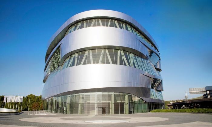 Stuttgart: 2 Nächte inkl. Eintritt ins Mercedes Benz Museum   Groupon