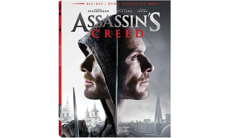Assassin's Creed on Blu-Ray + DVD + Digital HD 801c6d38-f233-11e6-95d0-00259060b5da