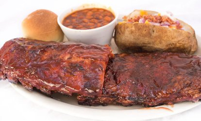 image for $17 for $30 Worth of Barbecue and American Food at Dillon's