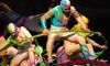 Golden Dragon Acrobats - Florida Theatre: Golden Dragon Acrobats on January 15 at 3 p.m.