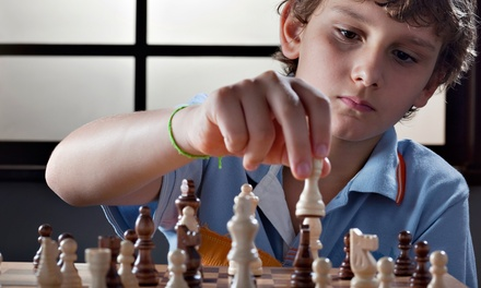 $49 for Individual Assessment and Four Kids' Chess Lessons at The Chess Emporium ($119 Value)