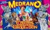 Tournée du Cirque Medrano à Lyon
