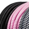 10-Ft Apple-Certified Braided Lightning Cable (1-, 2-, or 3-Pack)